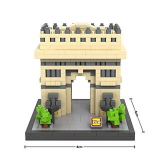 Loz Building Y Construction 9377 Triumphal Arch Building Blo