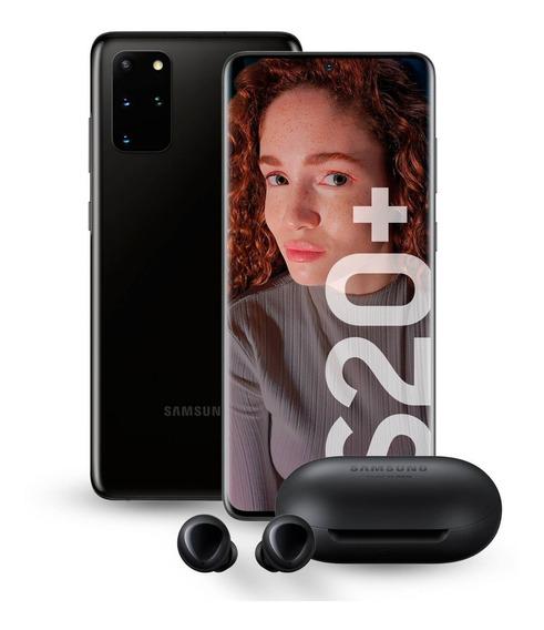 Samsung Galaxy S20 Plus Negro + Galaxy Buds Plus