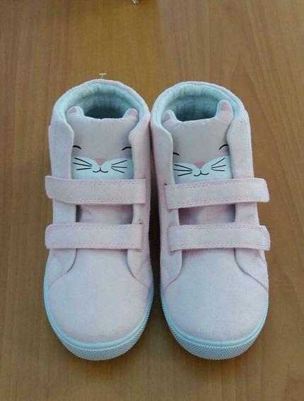 Tênis Sneakers Cano Alto Carter