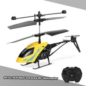 Mj901 2.5ch Mini Rc Remoto Infrared Rádio Rc Helicóptero