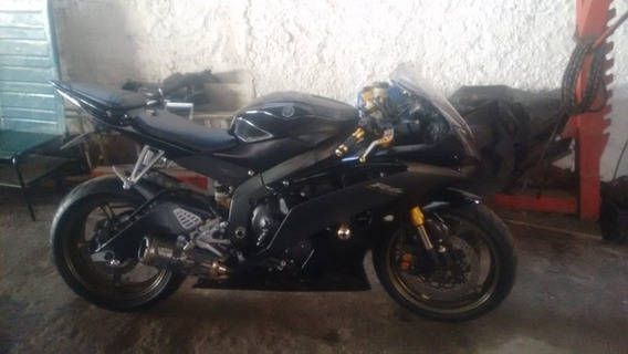 Yamaha - Yzf R6 600cc Top Two Brothers