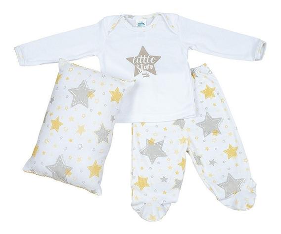 Pijama Para Bebé Pijamink Brilla En La Oscuridad