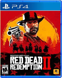 Red Dead Redemption 2 / Juego Físico / Ps4