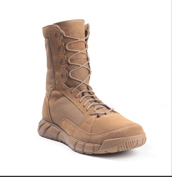Coturno Assault Coyote Oakley Botas Militar