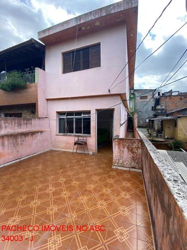 Imagem 1 de 30 de Casa Sobrado A Venda 209m Area Construída 04 Dormitórios, 03wc, 03vg Zona Leste Jd Iva - São Paulo - Ca01130 - 69215756