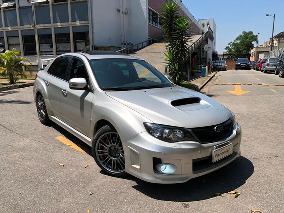 Subaru Impreza 2.5 Wrx Sti Sedan 4x4 16v Turbo Intercooler