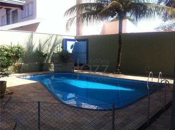 Casa Residencial À Venda, Barão Geraldo, Campinas. - Ca2827