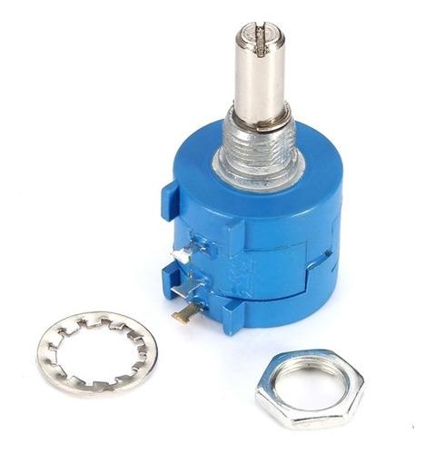 3590s-2-103l 10k Ohm Bourns - Potenciómetro De Precisión (10