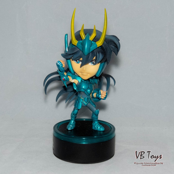 Saint Seiya Dragon Coleccion Cosmo Burning Kidslogic Vb Toys