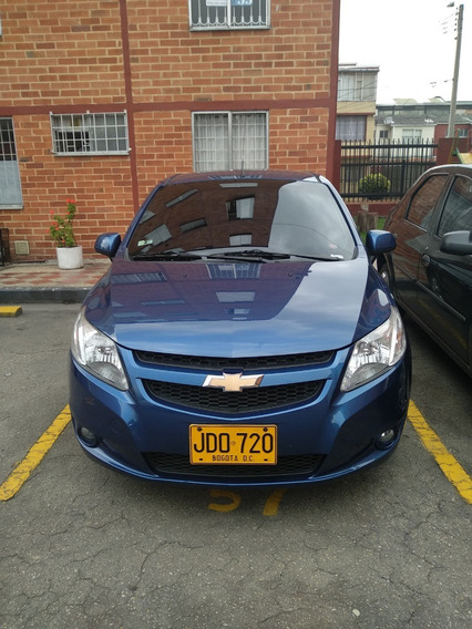 Chevrolet Sail Ltz Full Equipo 1.4l Mt 4p Limited Edition