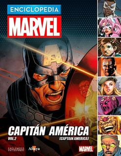Enciclopedia Marvel 2017 # 53 Capitan America Vol. 2 - Autor