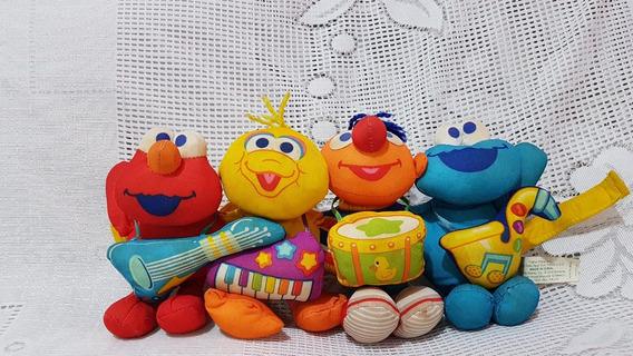 Elmo & His Traveling Band - Vila Sésamo (importado)