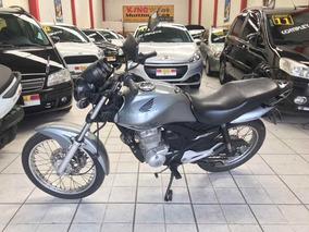 Honda Cg 150 Titan 2011 Baixa Km Quilom Kingcar Multimarcas