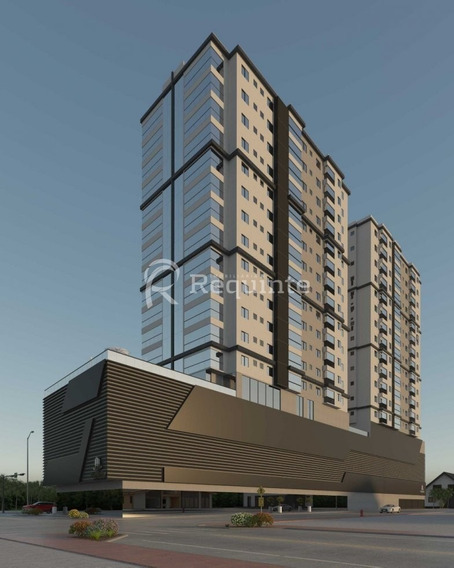 Apartamento Com 2 Suítes Alto Padrão Porto Belo - 2106
