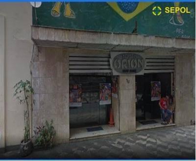 Prédio À Venda, 750 M² Por R$ 4.900.000,01 - Santa Efigênia - São Paulo/sp - Pr0006