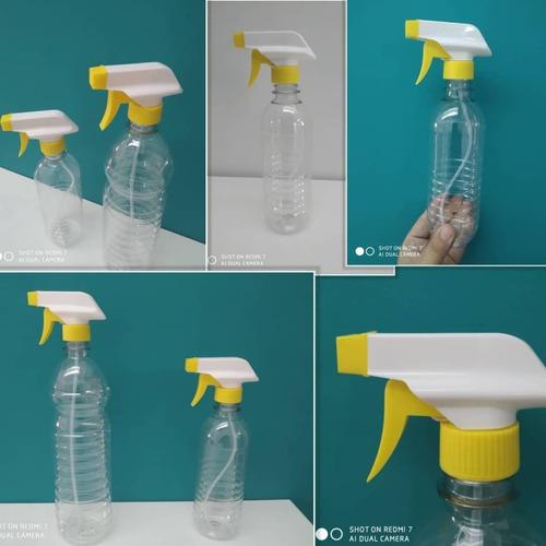 Rociador Aspersor Spray Trasparente 500 Cc 1000cc Pack De 3u