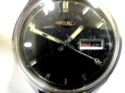 Relógio Seiko (5)  6619 - 8230 Sportimatic