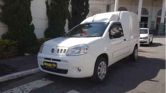 Fiat Fiorino 1.4 Flex Furgão Completa Branca 2015