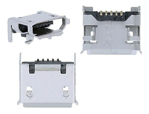 Conector Carga Micro Usb P/ Caixa De Som Jbl Pulse 2 Kit C/2