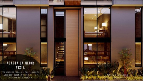 Casa Nueva En Venta Centro Queretaro Vista Espectacular