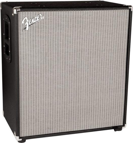 Gabinete 410 500 E Cabeçote Hd 500 Fender Rumble Ampeg Mesa