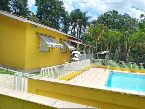 Chácara Com 3 Dormitórios À Venda, 8250 M² Por R$ 670.000,00 - Area Rural - Piracaia/sp - Ch0006