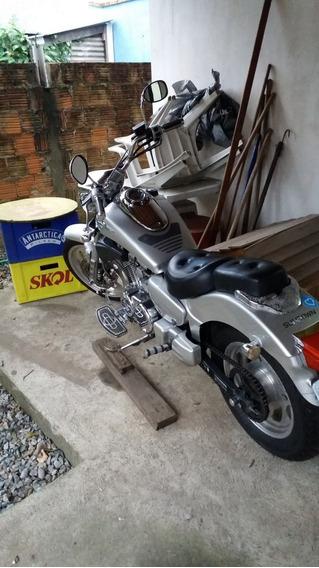 Moto Vblaide 250cc Estradeira Em Otimo Estado De Conservação