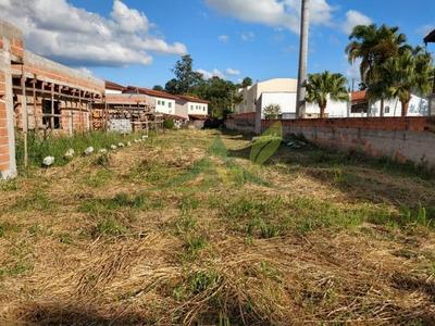 Lindo Terreno Em Atibaia - Rua Sem Saída - 1011