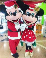 Muñecotes Mickey Minnie Minions Mario Toystory Buzz Woody