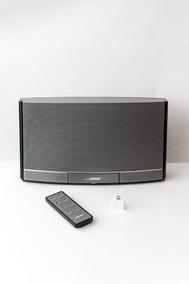 Bose Sounddock Portable Com Bateria E Bolsa De Couro Iphone