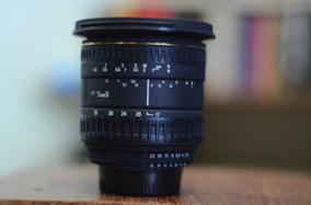 Objetiva Sigma 17-35mm | Para Nikon | Foco Manual.