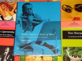 Miles Davis Y Kind Of Blue - Ashley Kahn - Alba