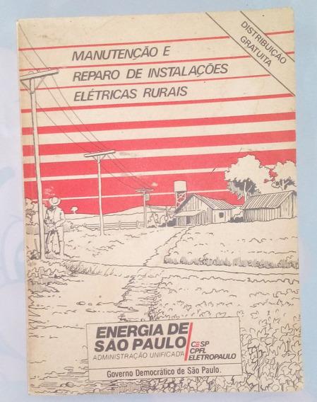 Revista Manutenção E Reparo De Instalação Elétrica Rura