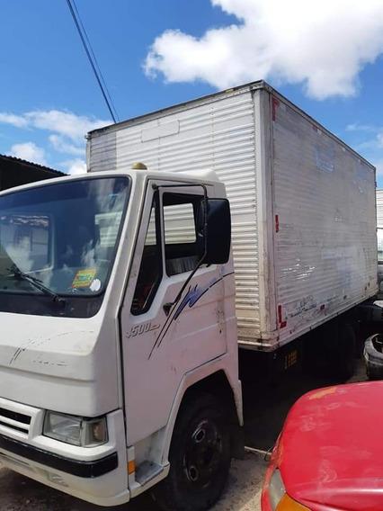 Caminhão Bau Agrale 4500d - 1995