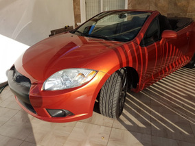 Mitsubishi Eclipse Convertible, Automatico 4 Cil Excelente