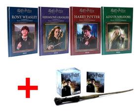 Harry Potter Guia Cinematográfico + Kit Wizards Wand Sticker