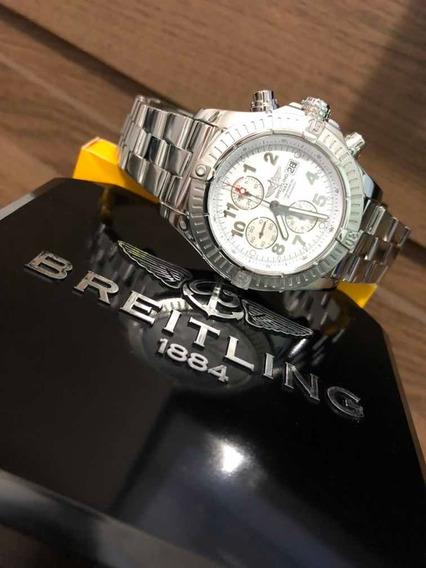 Breitling Série Super Avenger Chrono Automático Ref.: A13370