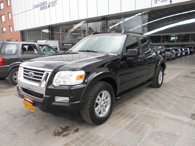Ford Explorer New Sport