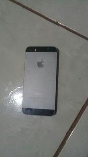 iPhone 5s Prata Para Retirar Peças