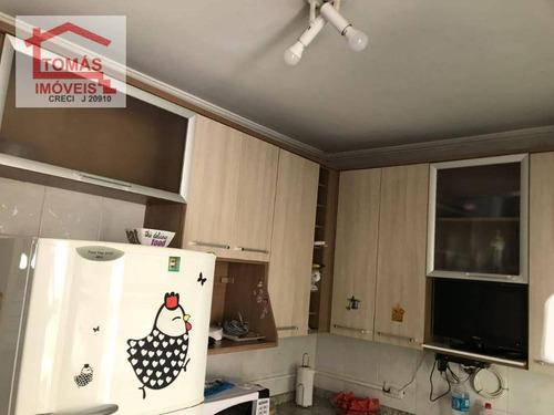 Imagem 1 de 2 de Sobrado Em Condomínio Fechado - So1839