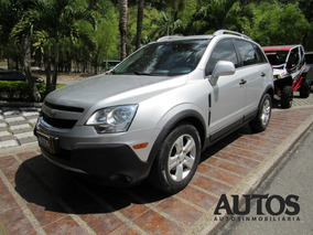 Chevrolet Captiva Sport Cc 2400 At 4x2