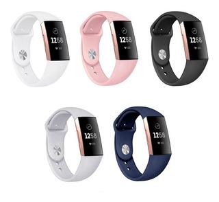 Correa Banda Repuesto Reloj Fitbit Charge Varios Colores