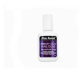 Pegamento Mia Secret Nail Glue 14 G