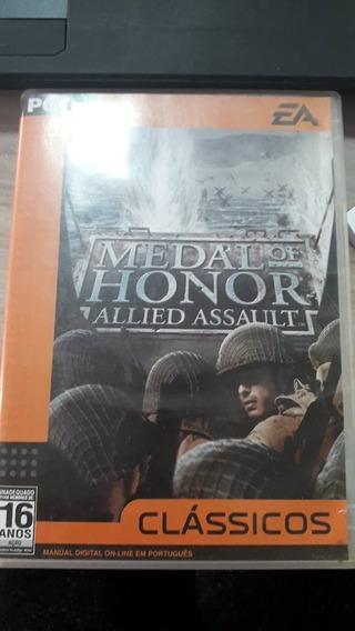 Jogo Medal Of Honor Para Pc Midia Fisica