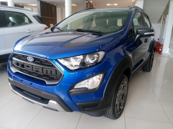 Ford Ecosport Storm At 4x4