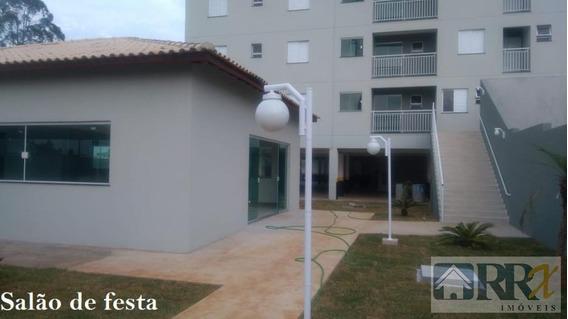 Apartamento Para Venda Em Suzano, Jardim Casa Branca, 2 Dormitórios, 1 Suíte, 1 Banheiro, 2 Vagas - Vcod100