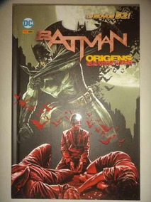 Batman Origens Secretas Capa Dura Panini 2013 Lacrada