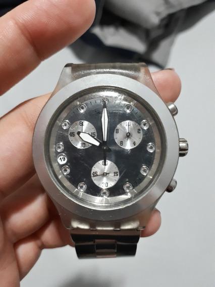 Relógio Swatch Irony Diaphane - Usado
