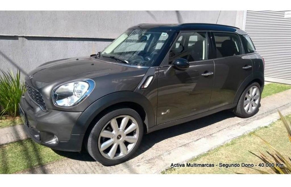 Mini Cooper Countryman 1.6 S All4 4x4 16v 184cv Turbo Gasoli
