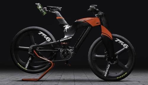 Bicicleta Eléctrica Eidolon Br-rts 2021